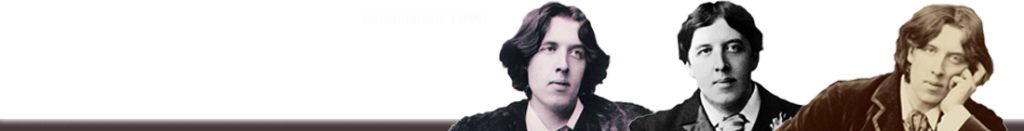 The Oscar Wilde Society